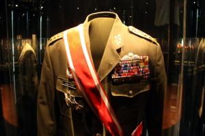 Uniforma generála, parašutisty Jaroslava Klemeše