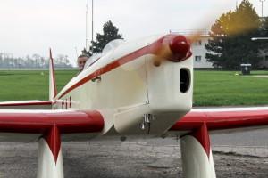 Beta Minor Be-50 se v minulosti představila ve statické ukázce i v Leteckém muzeu Kbely