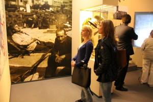 Zahájení výstavy V ulicích Protektorátu Böhmen und Mähren