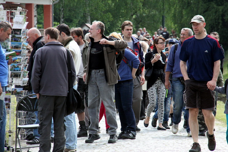 Zahájení muzejní sezóny v Lešanech