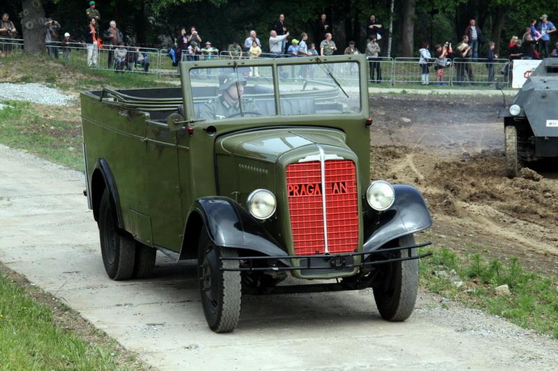 Vozidlo Praga AN