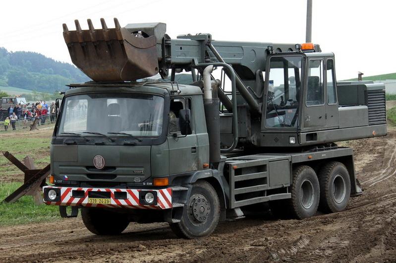 Vojenská tatrovka