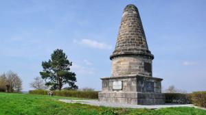 Bitva u Lipan, současný stav zdejšího památníku