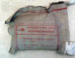 Sovětský obvazový balíček ПЕРЕВЯЗОЧНЫЙ ПАКЕТ ИНДИВИДУАЛЬНЫЙ, 2. světová válka