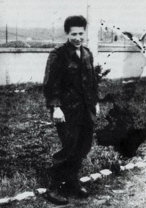 Burlakova milenka Ofélie v zajetí