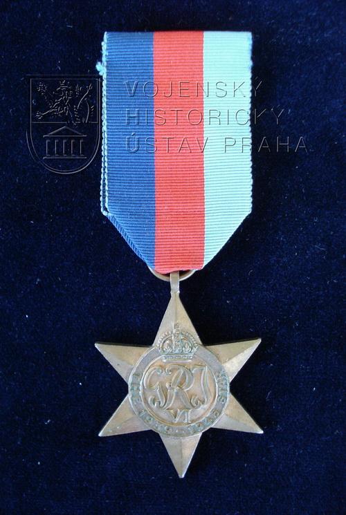 Britský pamětní odznak 1939-1945 Star