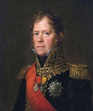 Francouzský maršál Michel Ney, vévoda z Elchingenu, kníže moskevský