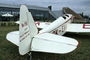 Letoun Beneš-Mráz Be-50 Beta Minor