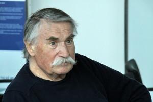 Jan Klaban, jenž po více než dvacet let stavěl letoun Be-50