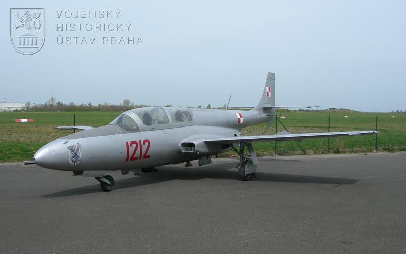 Letoun PZL TS-11 Iskra dis D