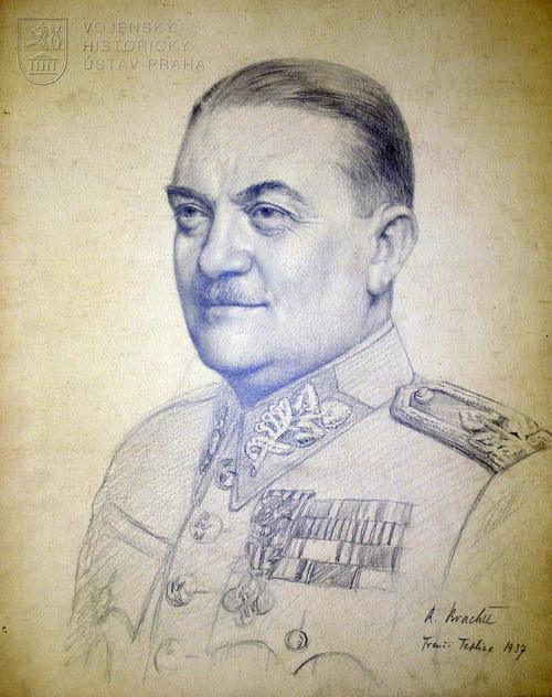 Rudolf Brachtl, Alois Eliáš, 1937