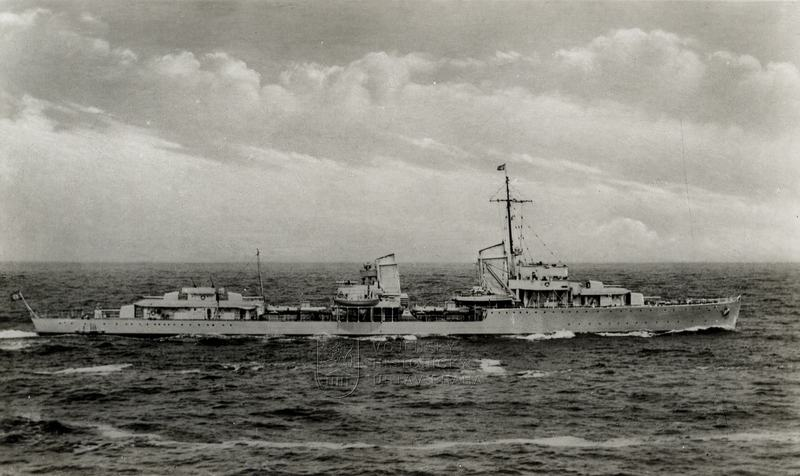 Německý torpédoborec typu 1934 (1934A)