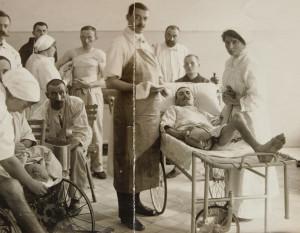 Válečná medicína měla své limity, a tak se z invalidů, kteří se z fronty vraceli po tisících, stával pro stát závažný sociální problém.