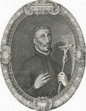 Jezuita Martin Středa