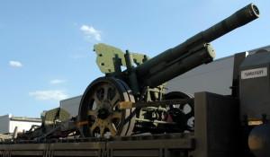 15cm houfnice Bofors m/38