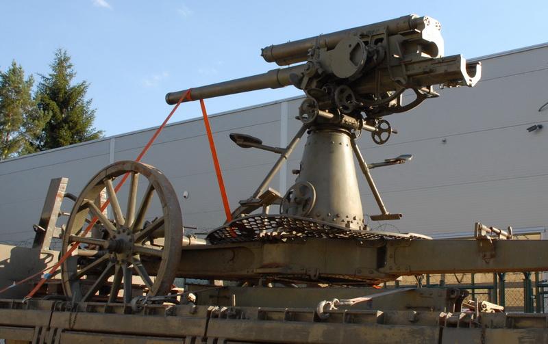 Protiletadlový kanón Škoda ráže 8 cm vz. 19
