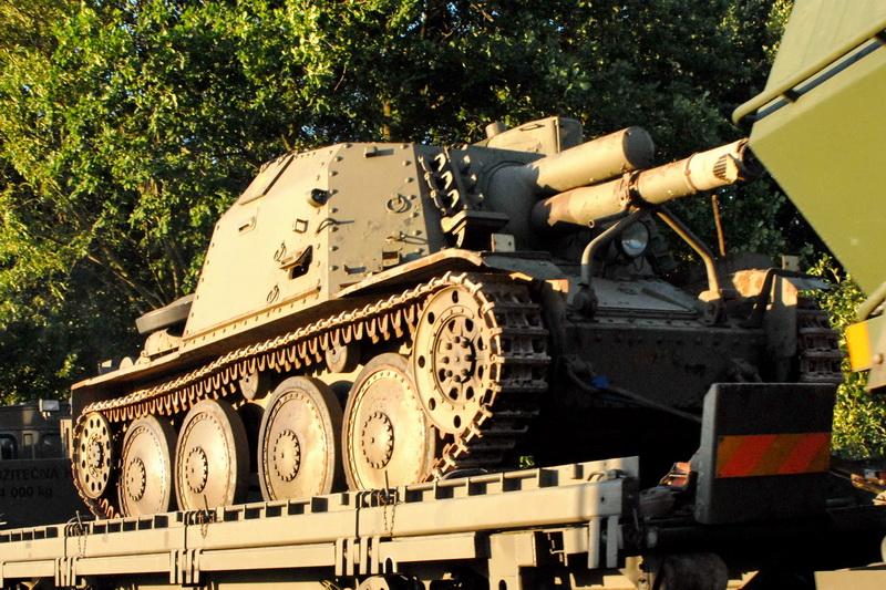 Tankový den 29. srpna v Lešanech: informace o programu