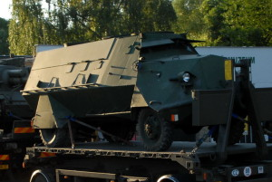 Obrněný automobil VKP m/42