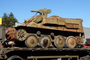 Pásový obrněný transportér PBV 301