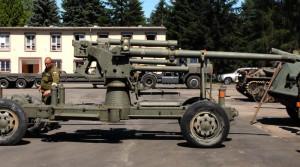 7cm protiletadlový kanón Bofors m/37A