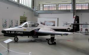 Cessna T-37. FOTO: Ivo Pejčoch