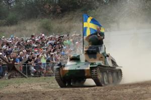 Předválečný exportní československý tank