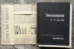 """VHÚ získal výtisk původního vydání """"Černé knihy"""" o srpnu 1968"""