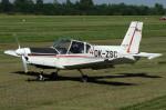 Letoun Zlín Z-42 MU, OK-ZSC