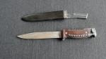 Německý bodák (útočný nůž) Seitengewehr 42