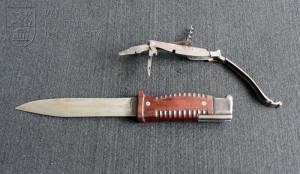 Německý útočný nůž (bodák) Seitengewehr 42