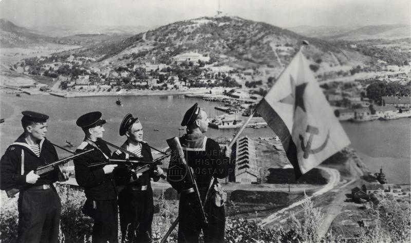 Sovětská ofenziva proti Japonsku z léta 1945