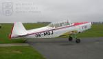Letoun Zlín Z-226 B, OK-MQJ