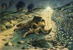 Výstava o sočském pekle ve stínu nádherných hor