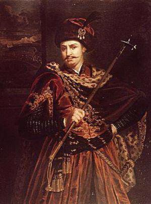 Kníže (král) Horních Uher Imrich Thököly