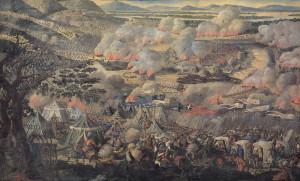 Bitva u Vídně 12. září 1683