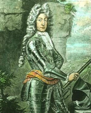 Císařský generalissimus Karel Leopold vévoda Lotrinský