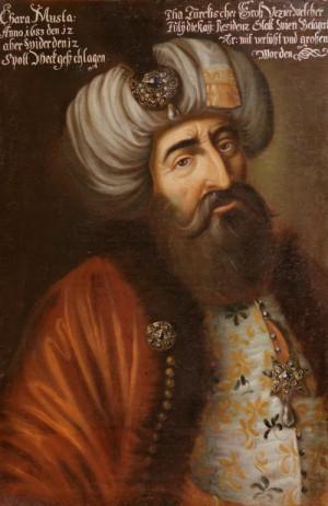 Velký vezír Kara Mustafa