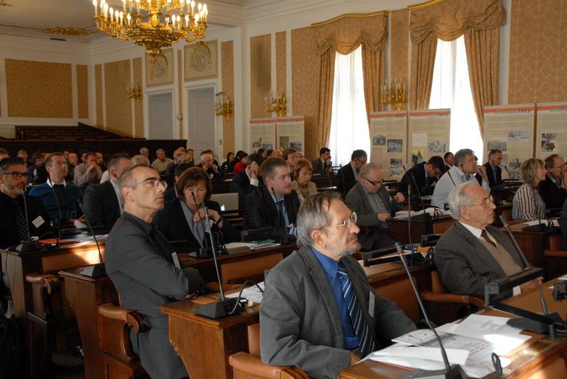 Auditorium konference