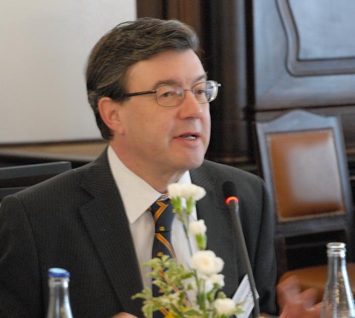 Přednášející: Lothar Höbelt