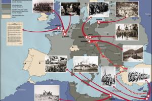 Pátrejte po osudech čs. vojáků a historických předmětů z 2. světové války