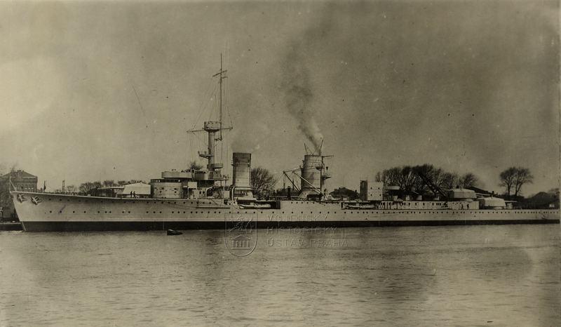 Německý lehký křižník Königsberg