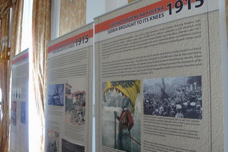 Panely k válečnému roku 1915