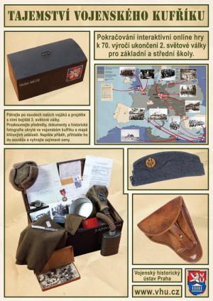 Tajemství vojenského kufříku – 2. světová válka