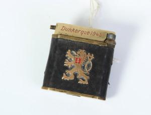 Zapalovač s československým znakem