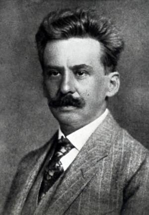 Jiří Stříbrný, jeden z iniciátorů vyhlášení nezávislosti čs. státu 28. 10. 1918