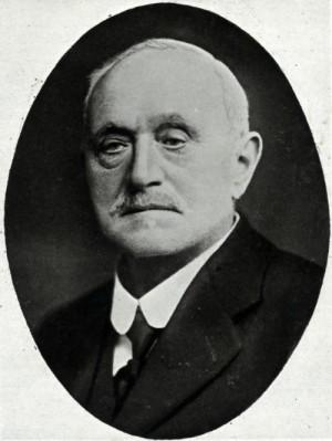 Matúš Dula, předseda Slovenskej národnej rady v Turčianskom Sv. Martině