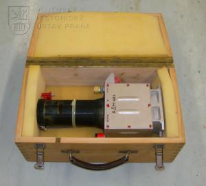 Analogový detektor navádění Vega