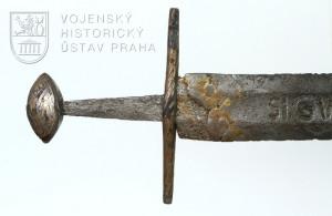 Meč, počátek 11. století