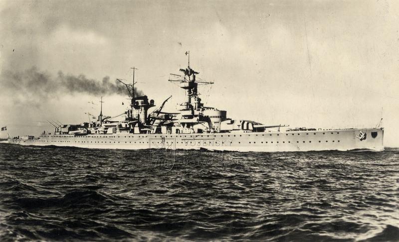 Kapesní bitevní loď Lützow