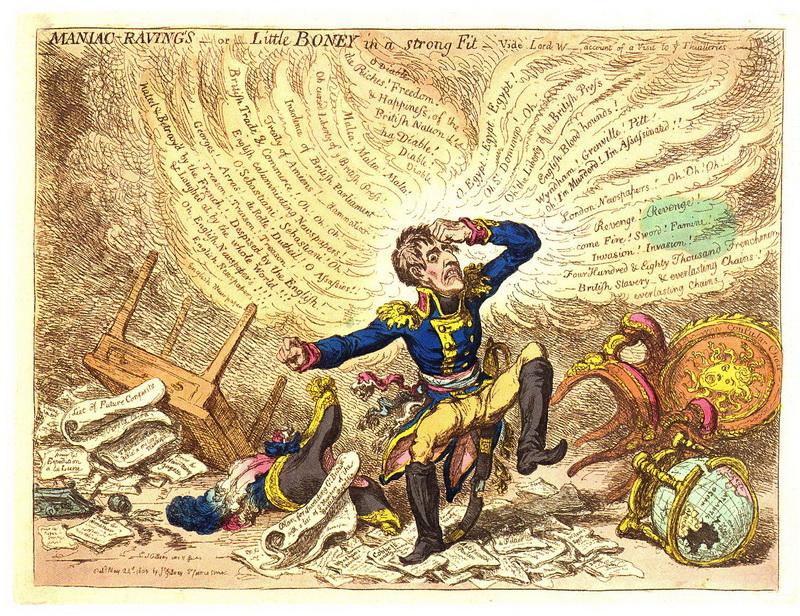 Propaganda v době Napoleona